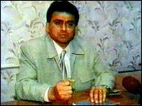 Gohar Ali Shah, head of village council