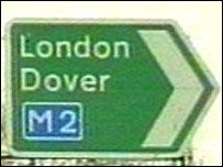 M2 sign