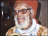 SCNC leader Chief Ayamba Ette Otung