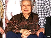 Former President Suharto