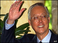 Goh Chok Tong (archive picture)