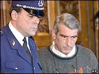 Suspect Richard Taxquet