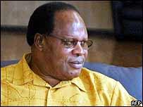 Ex-President Bakili Muluzi