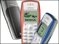 Nokia handsets