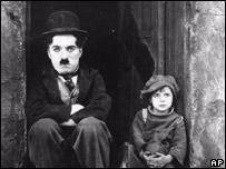 Charlie Chaplin en