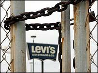 Levi's San Antonio plant