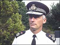 Richard Brunstrom, Chief Constable of North Wales Police