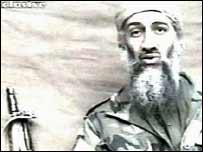 Osama Bin Laden, PA