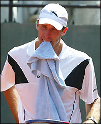 Rusedski tests positive for Nandrolone