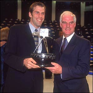 Rusedski wins 1997 Sports Personality of the Year