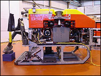 UK's Isis ROV, SOC