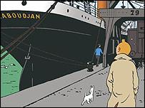 Tintin (� Herg�/MI-2003-4)