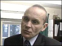Andy Palfreman, Police Federation