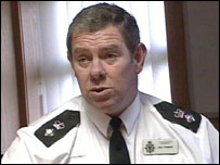 Chief Superintendent Mark Thompson