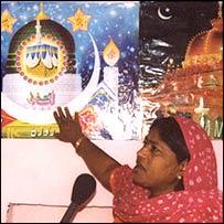 Baddrunnissa, Muslim resident of Ahmedabad