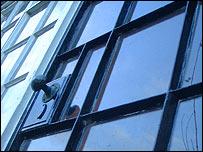 Metal windows, BBC