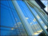 uPVC window, BBC