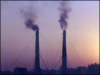 مداخن صناعية