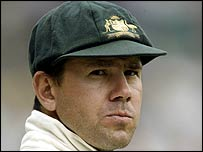Ricky Ponting has been Australia's star of 2003