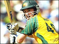 Australia's new star Michael Clarke