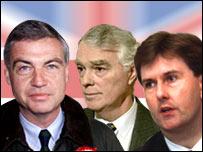 Rebel MPs Martin Smyth and David Burnside are to resume whip