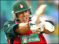 Zimbabwe skipper Heath Streak