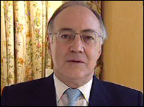 Michael Howard MP, Leader of the Conservative Party
