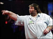 Andy Fordham claimed the BDO title