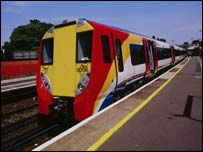South West Trains Juniper fleet