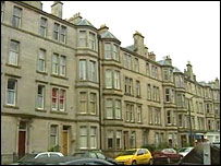 An Edinburgh tenement