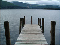 Derwentwater - freefoto.com