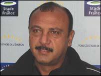 Mohsen Saleh is under a lot of pressure