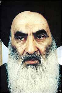 Grand Ayatollah Ali Sistani