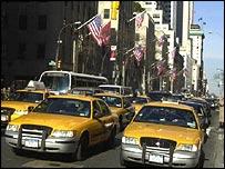 Yellow cabs, BBC