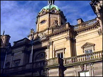 HBOS headquarters