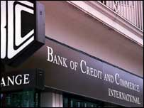 Bank of Credit and Commerce International branch
