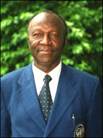 Charles Gyamfi, Ghana's 1963 coach
