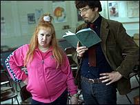 Matt Lucas and David Walliams in Little Britain