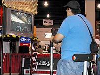 Kilowatt game controller