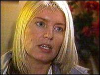 Widow Samantha Roberts