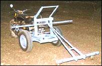 The bike/tractor, NIF