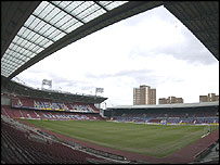 West Ham's Upton Park stadium