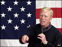 Presidential hopeful Dick Gephardt