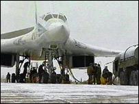 Tu-160. File photo