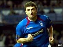 Shota Arveladze was Rangers' saviour