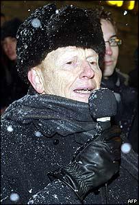 Ambassador Zvi Mazel (archive image)