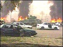 عنف في العراق صورة أرشيفية