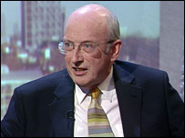 Local Government Minister, Nick Raynsford MP