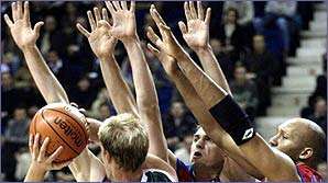 Hands-up who wants to play basketball!