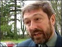 Billy Leonard said Sinn Fein matched his political ideals